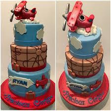 precious cargo baby shower mymonicakes precious cargo baby shower cake with handmade plane