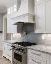 Kitchen Cabinet Backsplash Best 25 White Grey Kitchens Ideas On Pinterest Gray And White