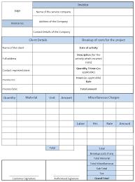 job invoice template invoice template