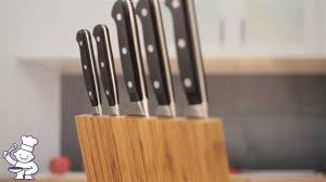 Kitchen Knives Sabatier 2 Lions Sabatier Yaounde Pluton Knife Set 668085 Youtube