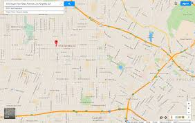 Google Maps Los Angeles Ca by Guns N U0027 Roses U2013 U201cnovember Rain U201d Video Locations Rock And Roll Gps