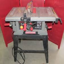 10 Craftsman Table Saw Craftsman
