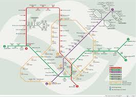 Shanghai Metro Map Metro Map Singapore U2022