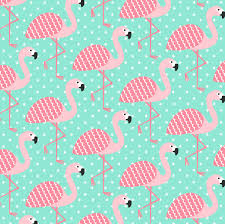 wrapping paper sheets tropical flamingo wrapping paper