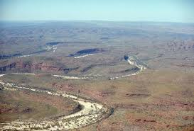 Australian Landforms and their History   Geoscience Australia Finke River  Northern Territory