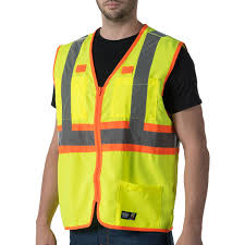 hi vis cycling jacket walls men u0027s premium ansi 2 high visibility safety vest walmart com