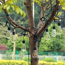 cheap wholesale vintage commercial light string 9 hanging sockets