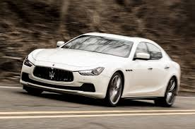 yellow maserati ghibli maserati global sales set at 75 000 units a year motor trend wot
