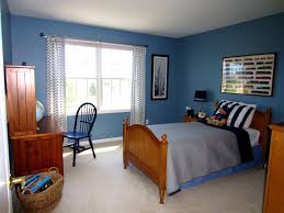 Best Color To Paint A Room With Coolest Combination Blue And White - Easy bedroom painting ideas