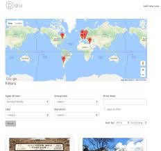Google Map Types List Posts With Custom Searches And Maps Toolset