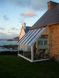 pare vent verre victorienne et toiture veranda le summum de l u0027extension vitrée