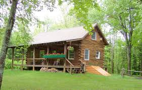 getaway log cabin for sale by owner fsbo upper new york state ny usa