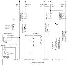 ford ranger wiring diagram electrical system circuit2001 circuit