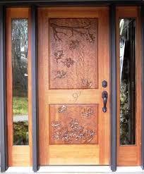 carved wooden door designs wooden carved doors india teakwood