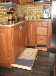 drawers or cabinets in kitchen toe kick drawers worth it or a waste
