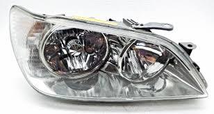 2003 lexus is300 headlights oem 2002 2003 lexus is300 right complete xenon headlight l
