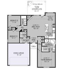 Double Master Bedroom Floor Plans by Ellis Floor Plans Regency Homebuilders