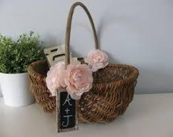 Basket For Wedding Programs 14 Best Baskets Images On Pinterest Paper Basket And Paper Basket