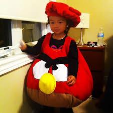 Bird Halloween Costume Angry Bird Costume 6 Steps Pictures