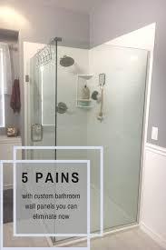 Bathroom Wall Coverings Ideas Interior Bathroom Wall Paneling In Fascinating Bathroom Wall
