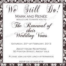 vow renewal invitations wedding invitation wording vow renewal luxury wedding vow renewal
