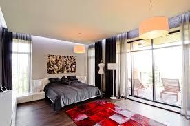 Red Rugs For Bedroom Bedroom Red Rug Balcony Large Family Residence In Kiev Ukraine