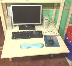 ikea ivar computer desk 9 steps