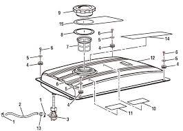 repair parts for the homelite model hg5000 portable gas generator