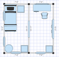 bedroom floor planner floor plan ella s bedroom