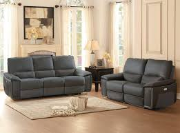 Power Sofa Recliners Leather by Top Grain Leather Power Recliner