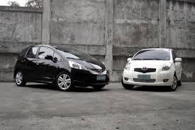 toyota yaris vs corolla comparison 2005 toyota vitz vs 2005 honda fit comparison