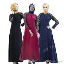 2017 new arrival turkish islamic clothing muslim clothing women