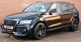 Audi Q5 Black Rims - audi q5 tdi quattro u0027kahn edition u0027 s tronic now sold ms