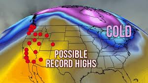 the weather channel on record highs are in jeopardy