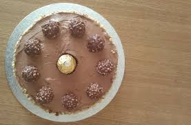 ferrero rocher cake my darlings and me