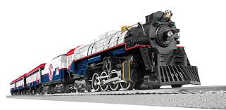 lionel boston red sox express o gauge remote control train set