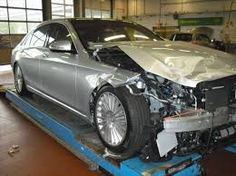 crashed for sale s crashed w222 s class is up for sale autoevolution