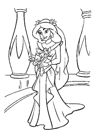 wedding dress coloring pages coloring pages