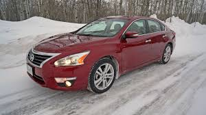 nissan altima 2014 nissan altima 3 5 sl test drive review