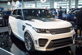 customized range rover 2017 overfinch news