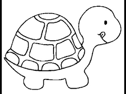 coloring cute turtle easy draw step turtle2 coloring
