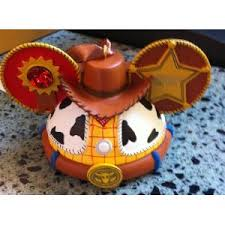 disney story woody mickey mouse ears hat limited edition