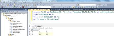 sql select from multiple tables sum of columns of two tables into one column in sql server 2012