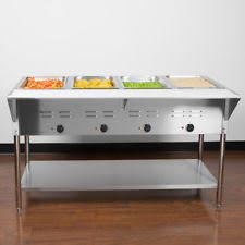 electric table top steam table electric steam table ebay