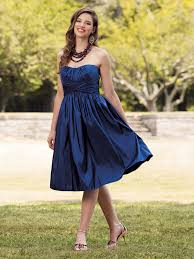 short navy blue bridesmaid dresses 2013 fashion trends styles