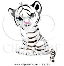 cute white baby tiger tattoo design cute baby tiger tattoo small