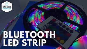 nexlux led light strip installation feican smart led light strip review bluetooth led rgb strip