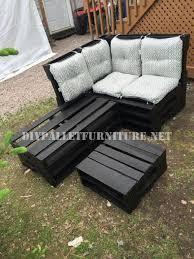 canapé d angle en palette canapé d angle à l aide des palettesmeuble en palette meuble en
