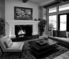 Decorating Living Room With Gray And Blue Black And White Living Room Ideas For A Elegant Living Room