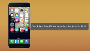 free launchers for android 4 best free iphone launchers for android 2017 ios launcher